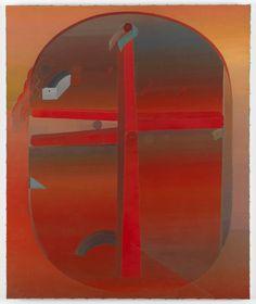 Miyoko Ito at Veneklasen Werner It reminds me of the colours Saitoh Shin-iichi liked in his paintings too