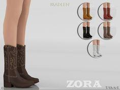 MJ95's Madlen Zora Boots