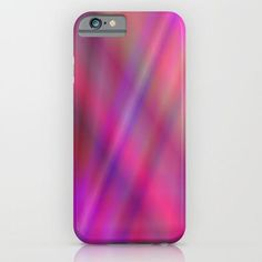 Magenta colorful abstract iPhone & Samsung Galaxy case