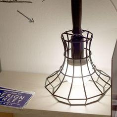 Lady Cage was designed by Massimo Rosati for Zava