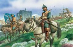 The Reivers were fighting men, the finest light cavalry in Europe in their time. They were also professional gangsters, forming a lawless society within the badlands of the Anglo-Scottish Borders. Loyal only to their surname, & living by raiding for plunder and other nefarious activities, these crime families flourished until ENG & SCT were united under one crown. Study their history to learn about the hardships that caused this lifestyle to thrive among the people of the Borders.