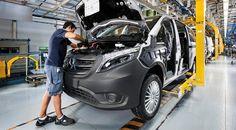 La fábrica Mercedes de Vitoria ampliará su capacidad ante la demanda de las Vito y Clase V # Las Mercedes Vito y Clase V son las dos furgonetas de la marca de la estrella que se fabrican en Vitoria-Gasteiz. La demanda de ambos modelos está siendo más alta este 2016, siendo las principales …
