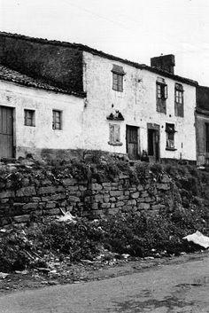 Memorias de Compostela: calles Vintage, Old Pictures, Street, Santiago De Compostela, Cities, Memoirs, Xmas, Vintage Comics