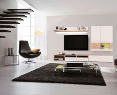 Lumio Wall Unit in Composition 3 by Mod Manhattan