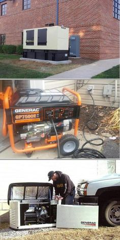Generator Maintenance Specialists is experienced in handing back up home generators to ensure uninterrupted power supply to your property. They do maintenance and repair of back up generators.