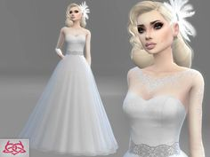 Dress - bridal headdress Found in TSR Category 'Sims 4 Sets' The Sims 4 Pc, Sims 4 Teen, Sims Cc, Sims Baby, Sims 4 Wedding Dress, Wedding Dresses, Sims 4 Cc Eyes, Sims 4 Blog, Sims 4 Cc Kids Clothing