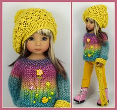 Colorful Outfit from maggie_kate_create on ebay sold BIN on 2/6/15 for $79.00