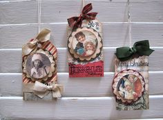 Love these vintage tags by gillmclr