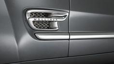 Bentley Mulsanne with Mulliner Driving Specification in Tungsten Bentley Motors, Bentley Car, Bentley Mulliner, Bentley Mulsanne, Steps Design, Honda Logo, Rolls Royce, Exterior Design, Vintage Cars