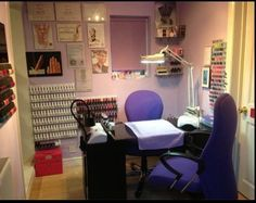 Nail room idea nail salon ideas pinterest nail room for 24 hour nail salon queens ny