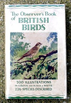 Observer's Books - No.1 - The Observers Book of British Birds