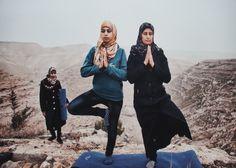 Occupied Pleasures (2009-2013) de Tanya Habjouqa (Jordanie). Photoquai 2013. Vu le 21 et 26 septembre 2013.