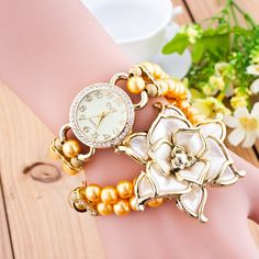 Fashion #Watch, with Unique Style, make you more beautiful.