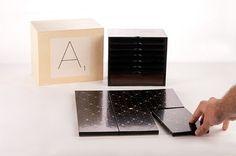 Scrabble para diseñadores... Love it & want it!
