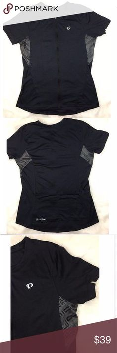 Pearl Izumi Select SS Bike Bicycle Cycling Jersey Excellent. You might mistake it for new  stylish Women's SELECT Short Sleeve Jersey Print combines technical fabric with two back storage pockets to hold your phone and snacks during your ride. Pearl Izumi Tops Tank Tops