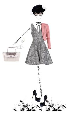 """Rebekah Doll"" by christine-sacco ❤ liked on Polyvore featuring Opening Ceremony, Alexander McQueen, Michael Kors, Rugby Ralph Lauren and FRACOMINA"