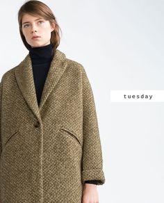 #zaradaily #tuesday #trf #coat