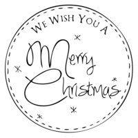 Tekst Cirkel We Wish You A Merry Christmas