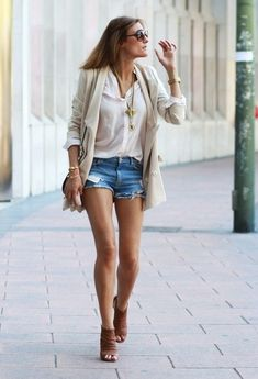 37 Popular Street Style Combinations For Trendy Summer - Fashion Diva Design