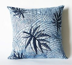 Blue & White Botanical Print Toss Pillow Rustic Loom http://www.amazon.com/dp/B017KUMQE0/ref=cm_sw_r_pi_dp_B3evxb033KGPT