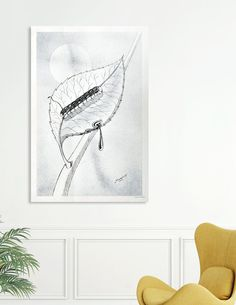 Discover «O Mandruvá», Numbered Edition Acrylic Glass Print by Marcos André…
