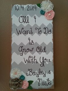 Canvas Stretched Burlap 12x36. All designs and most embellishments are handmade by me Ashley Evans. Can make anything just give me an example and a quote/initial/monogram.... Sizes available: 12x24, 16x20, 14x18, 11x14. $30 (depending on embellishments) 12x30, 12x36. $40 (depending on the length of the wording/phrase)