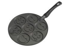 Smiley Face Pancake Pan on OneKingsLane.com$29