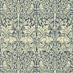 vintage-pattern: Brer Rabbit by William Morris, 1882 ...