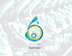 """Check out new work on my @Behance portfolio: """"Saal Impex Auto Shop Logo"""" http://be.net/gallery/49088965/Saal-Impex-Auto-Shop-Logo"""
