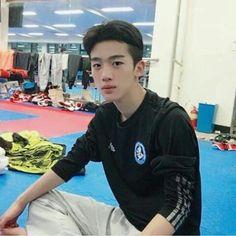 Lee Dong Wook, Yohan Kim, Teenager Photography, Pre Debut, Wattpad, Kpop, Mingyu, Taekwondo, Boyfriend Material