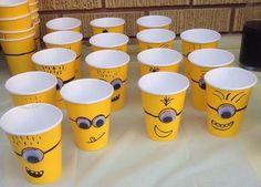 Decoración y ideas para una fiesta de Minions   Aprender manualidades es facilisimo.com