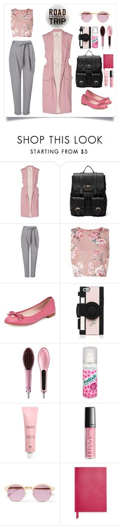 """""""Summer Road Trip Essentials"""" by southindianmakeup1990 ❤ liked on Polyvore featuring Acne Studios, Sole Society, Phase Eight, Miss Selfridge, Kate Spade, Batiste, Sheriff&Cherry and Smythson"""