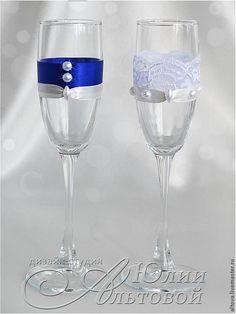 Купить Бокалы свадебные