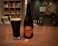 This Curated Life_Beer Thirty_The Bruery Smoking Wood- Porter-4