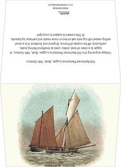 Greetings Card-Old fashioned Penzance Lugger, Boat, Century-Photo Greetings Card made in the USA Penzance Cornwall, England And Scotland, Fishing Boats, Photo Greeting Cards, Sailing Ships, 19th Century, Coast, Photographic Prints, Poster Prints