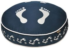 Utopian Footprints Round Change-a-Cover Size: Medium - 36' -- Remarkable product available now.