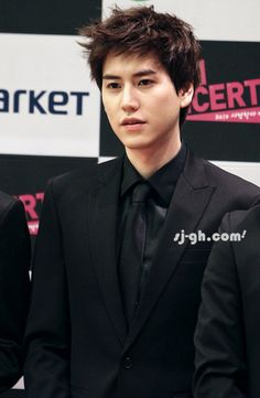 KyuHyun Super Junior Come visit kpopcity.net for the largest discount fashion store in the world!!