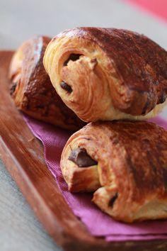 Petits pains au chocolat (Thermomix)