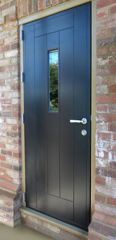 Timber Door Kloeber Funkyfront