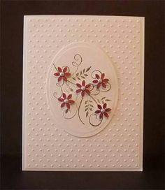 Delicate card