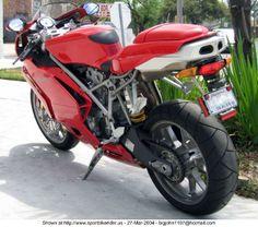 Ducati 999 Ducati Motor, Sport Bikes, Custom Bikes, Milan, Audi, Motorcycle, Pictures, Design, Sportbikes