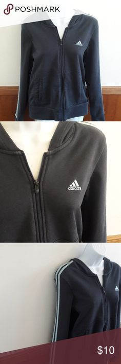 Women's Adidas Jacket Good condition sz Medium, lightly faded Adidas Other