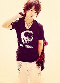 Satoh Takeru - Japanese Actors