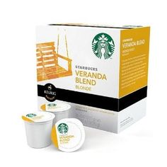 Starbucks Coffee Veranda Blend Blonde Keurig K-cups, 16 Count (Misc.) http://www.amazon.com/dp/B006XYUS5O/?tag=pindemons-20 B006XYUS5O