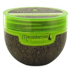 ( I love this stuff) Macadamia Nut Deep Repair Mask for your hair; Got this in my birch box and used last night! Loveeee it
