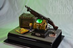 1/6 scale Combat Shotgun and Pip-boy - More pics and a complete build log
