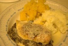Chicken Balmoral shared by Kai Wilson - with Haggis! #CCEID
