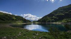 Tremorgio and routing - Ticino Topten