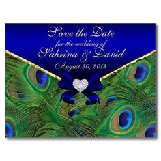 ==>>Big Save on          	Teal Peacock Save the Date Postcard Blue           	Teal Peacock Save the Date Postcard Blue online after you search a lot for where to buyReview          	Teal Peacock Save the Date Postcard Blue Online Secure Check out Quick and Easy...Cleck Hot Deals >>> http://www.zazzle.com/teal_peacock_save_the_date_postcard_blue-239328049924288750?rf=238627982471231924&zbar=1&tc=terrest