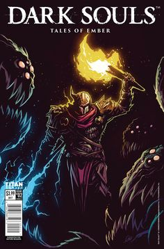 Dark Souls Tales of Ember (2017) Issue #2